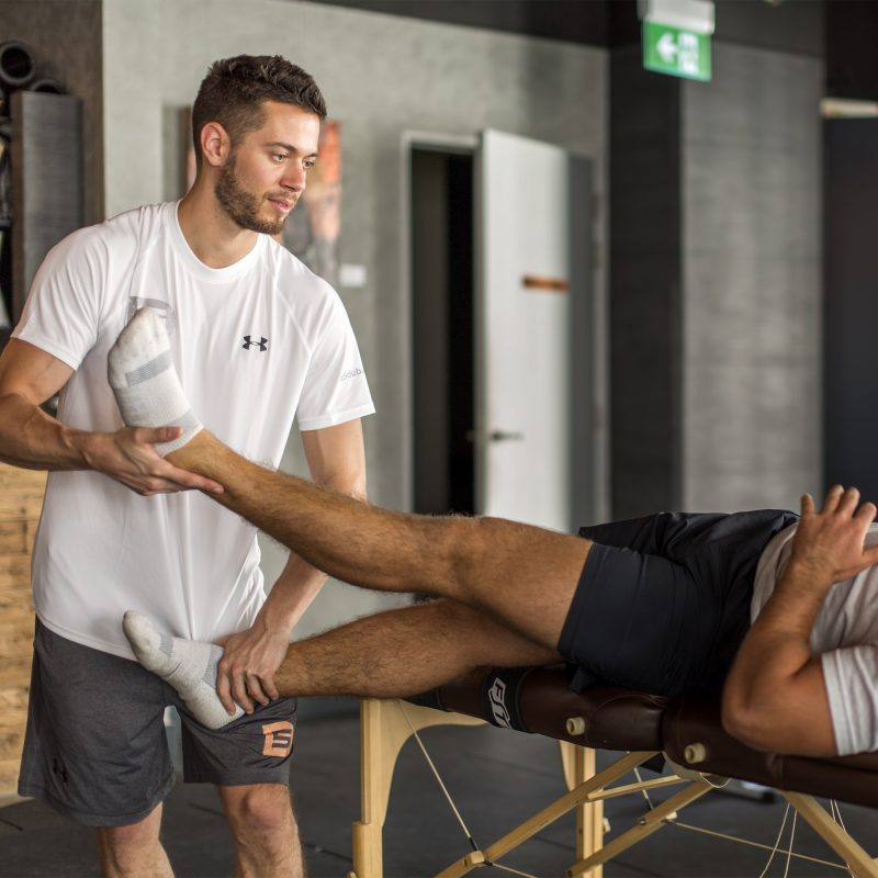 Fascial Stretch Therapy | D5 Executive Gym | DIFC | FST Therapy